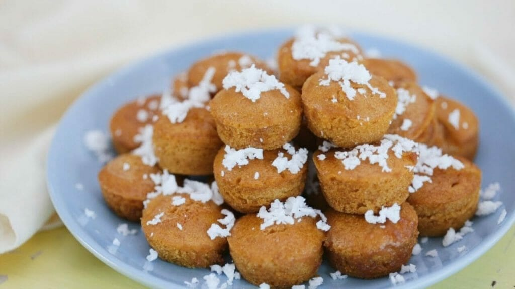 Muscovado Puto Rice Cake